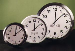 correct time synchronisation
