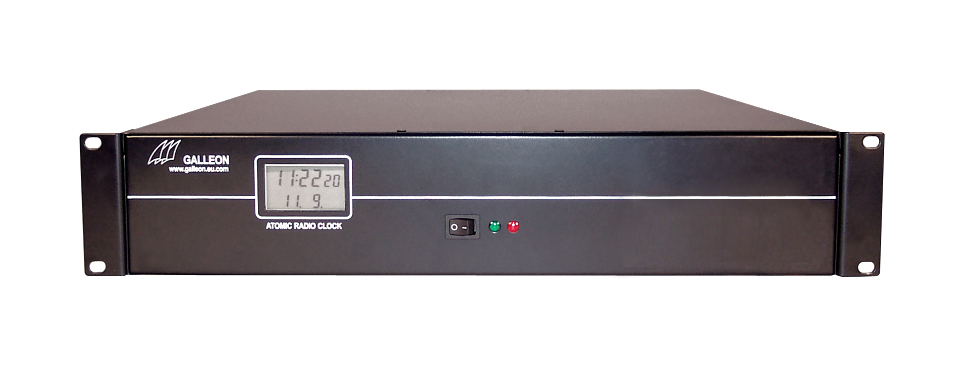 rack mount atomic clock